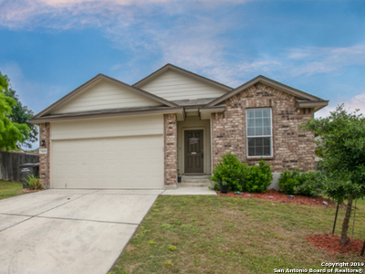 San Antonio Single Family Home New: 7418 Photon Walk