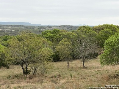 Boerne Residential Lots & Land New: 65 Table Rock