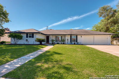 Bexar County Single Family Home New: 5926 Northgap St