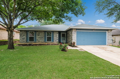Schertz Single Family Home New: 2600 Cedar Lane