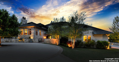 Boerne Single Family Home Back on Market: 52 Oakland Hls