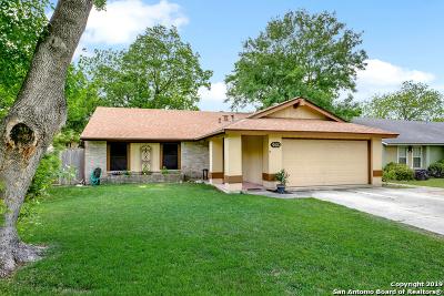 San Antonio Single Family Home New: 4610 La Loma St