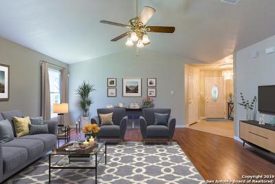 San Antonio Single Family Home New: 1026 Magnolia Smt