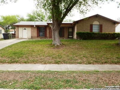 San Antonio Single Family Home New: 3134 Maribelle