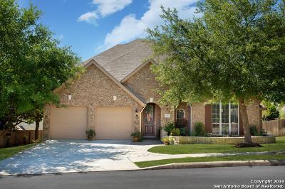 Helotes Single Family Home Active Option: 8623 El Pueblo Peak