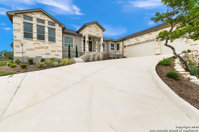Boerne Single Family Home New: 10619 Star Mica