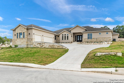 Boerne Single Family Home New: 10611 Star Mica