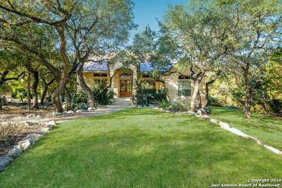 San Antonio Single Family Home New: 22236 Old Fossil Rd
