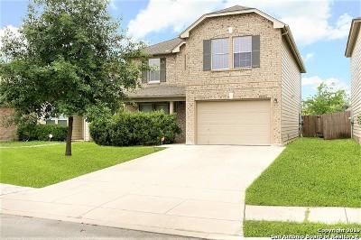 San Antonio Single Family Home New: 10118 Emerald Sun