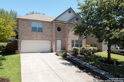 Schertz Single Family Home New: 2570 Smokey Creek