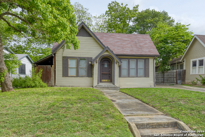 San Antonio Single Family Home New: 307 Furr Dr