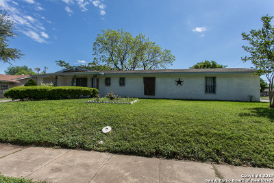 San Antonio Single Family Home New: 9034 Yett Ave