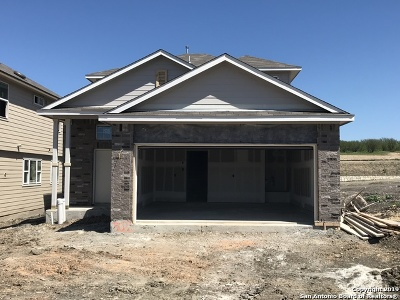 Converse Single Family Home New: 5022 Longhorn River