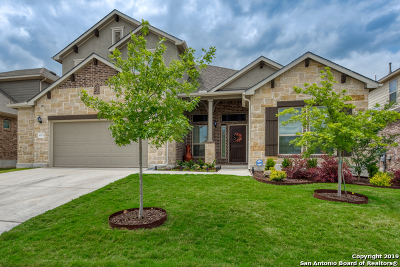 San Antonio Single Family Home New: 8915 Highland Gate