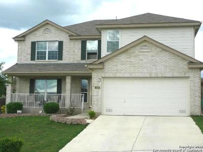 San Antonio Single Family Home New: 430 Granite Bay