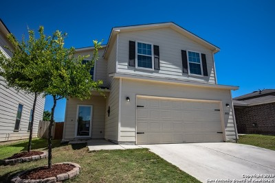 San Antonio Single Family Home New: 11923 Cardinal Cove