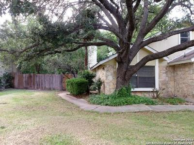 San Antonio Single Family Home New: 11447 Hatchet Pass Dr