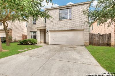 San Antonio Single Family Home New: 6127 Outlook Ridge