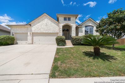 San Antonio Single Family Home New: 10927 Shetland Hills