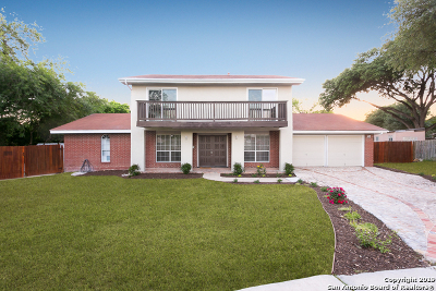 San Antonio Single Family Home New: 4900 Las Scala St