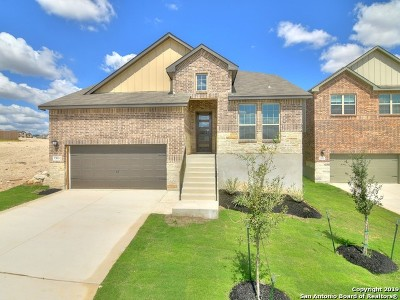 San Antonio Single Family Home New: 12815 Perdido Grove