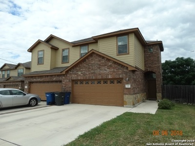 New Braunfels Multi Family Home New: 306 Rosalie Dr
