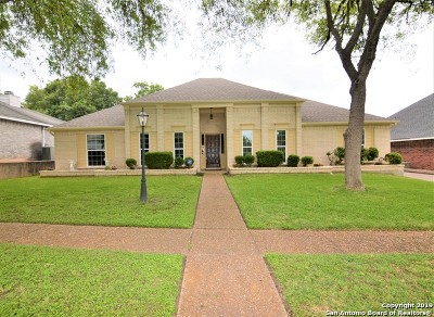 Schertz Single Family Home New: 3438 Foxbriar Ln
