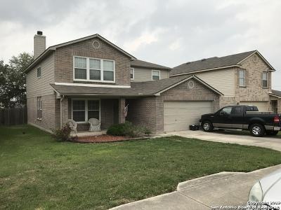 San Antonio Single Family Home New: 251 Blue Juniper