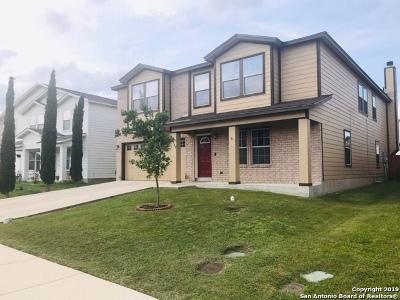 San Antonio Single Family Home New: 7723 Shining Glow