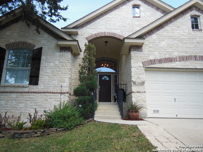 New Braunfels Single Family Home New: 766 San Mateo