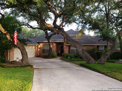 Schertz Single Family Home For Sale: 3029 Bent Tree Dr
