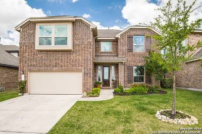 San Antonio Single Family Home New: 24118 Viento Oaks