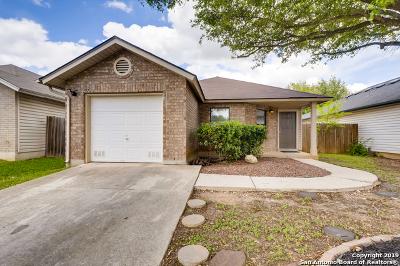 San Antonio Single Family Home New: 9711 Bronson Creek