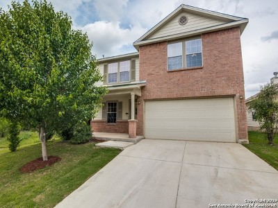 San Antonio Single Family Home New: 5919 Piedmont Glen