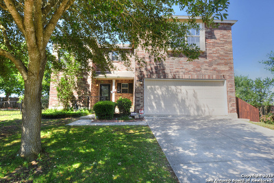 New Braunfels Single Family Home New: 3058 Snowberry