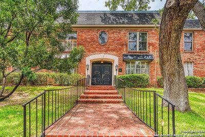 San Antonio Condo/Townhouse New: 7500 Callaghan Rd #159