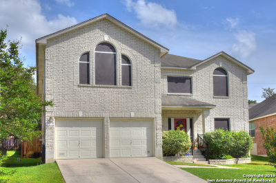 San Antonio Single Family Home New: 14638 Triple Crown Ln