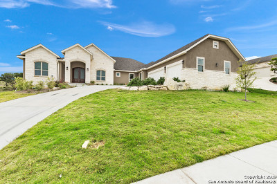 Boerne Single Family Home New: 10623 Star Mica