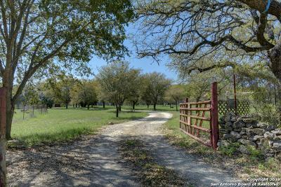 New Braunfels Farm & Ranch For Sale: 2681 Bunker St