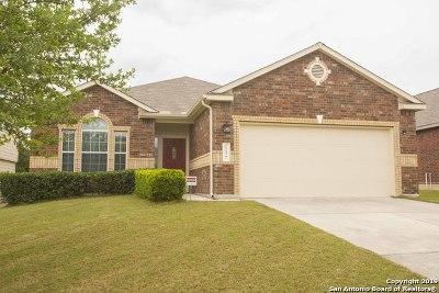 San Antonio Single Family Home New: 12327 Fleming Surf