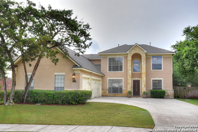 San Antonio Single Family Home Active Option: 1710 La Mancia
