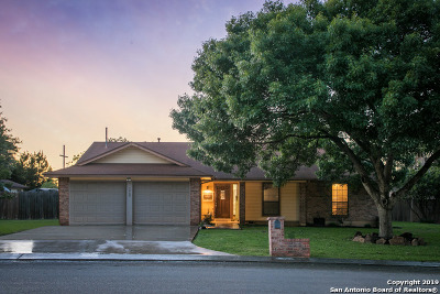 New Braunfels Single Family Home New: 1060 Gardenia Dr