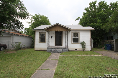 San Antonio Single Family Home New