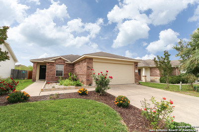 Cibolo Single Family Home New: 301 Brahma Way