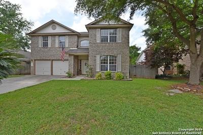 San Antonio Single Family Home New: 1119 Meadowalk