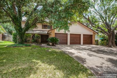San Antonio Single Family Home New: 2906 Meadow Circle
