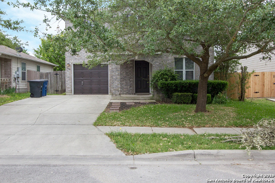 New Braunfels Single Family Home For Sale: 3822 Cherokee Blvd