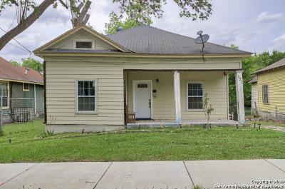 Single Family Home New: 327 Cooper St