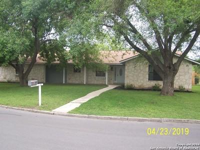 Converse Single Family Home New: 248 Ralston