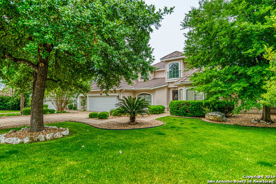 Stone Oak Single Family Home For Sale: 23027 Whisper Canyon